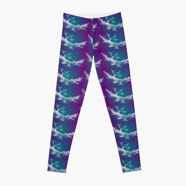 Magic Valley Luminous Night Design Leggings