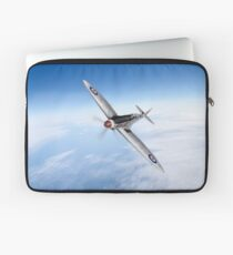 Silver Spitfire PRMk XIX PS852  Laptop Sleeve