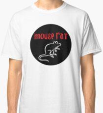 Mouse Rat Circle Classic T-Shirt