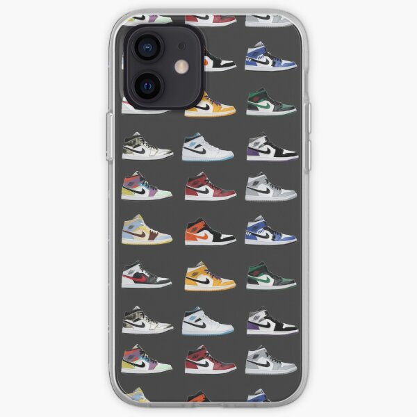 Iphone case e Cover Jordan 1 Mid Display iPhone Soft Case