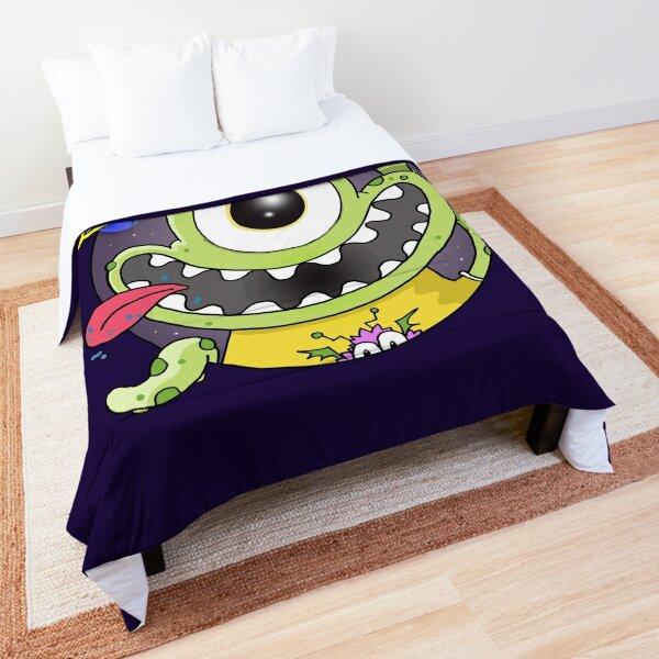 Happy Alien! Comforter