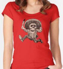 oaxaca Women's Fitted Scoop T-Shirt
