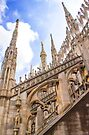 Cathedral buttress by terezadelpilar ~ art & architecture