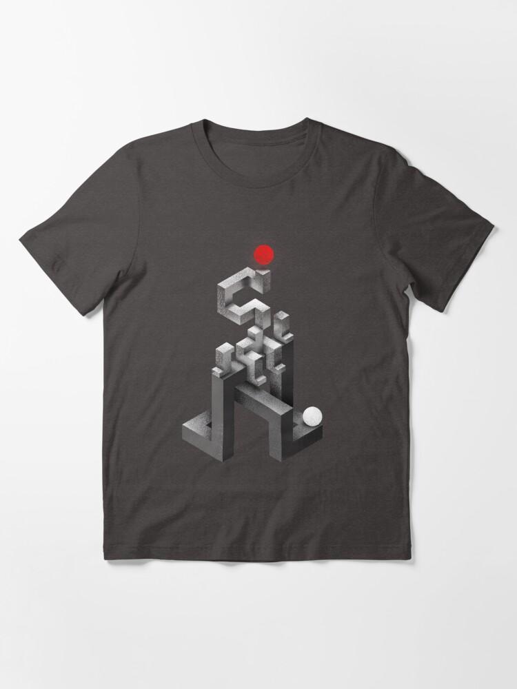T-shirt essentiel ''Timespotting': autre vue