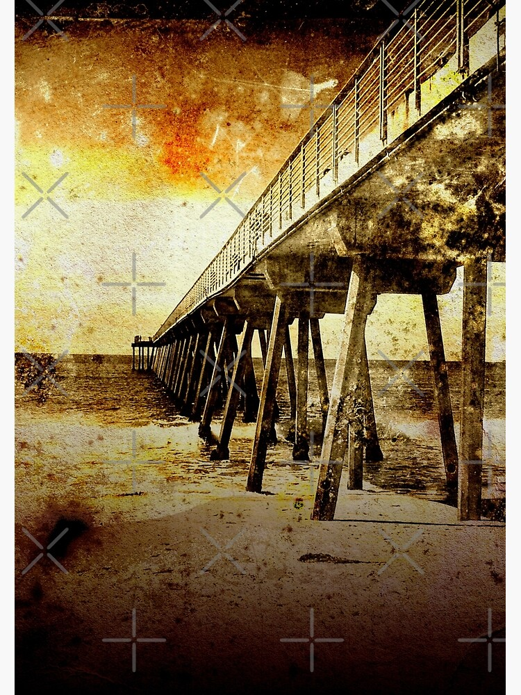 Pacific Pier by perkinsdesigns