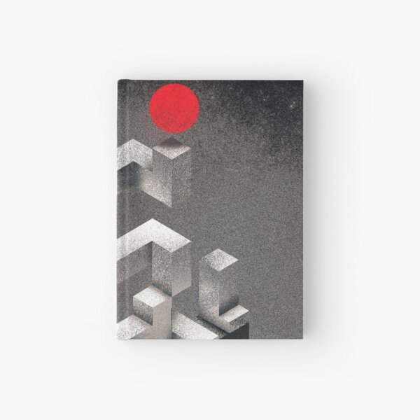 Timespotting Hardcover Journal