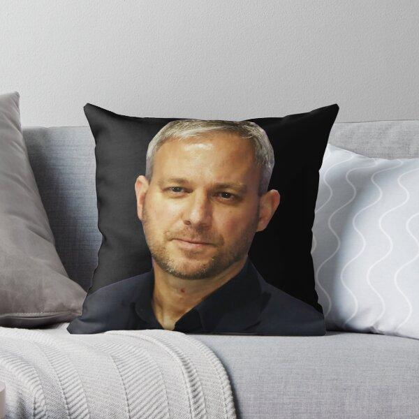 Brett Sutton Throw Pillow