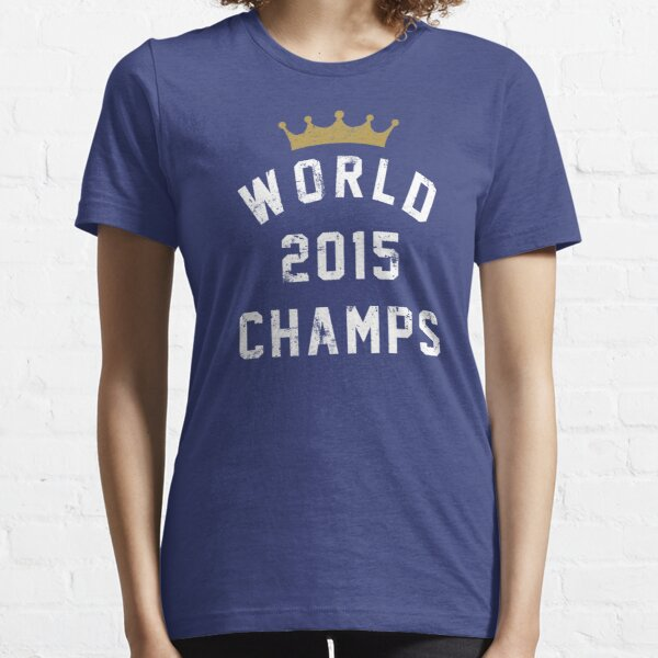 2015 Champs Essential T-Shirt