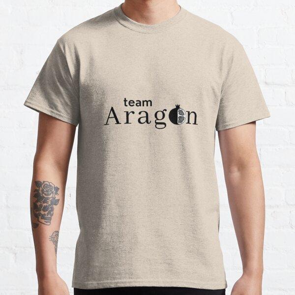 Six Team Aragon, Tudor Queen Catherine of Aragon slogan Classic T-Shirt