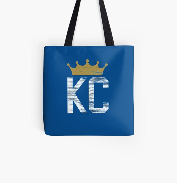 Crowned All Over Print Tote Bag