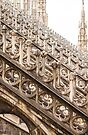 spectacular rows of buttresses by terezadelpilar ~ art & architecture