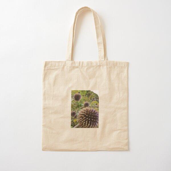 Echinop Cotton Tote Bag