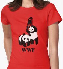WWF Parody Panda T-Shirt