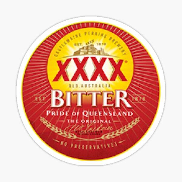 XXXX Bitter Sticker