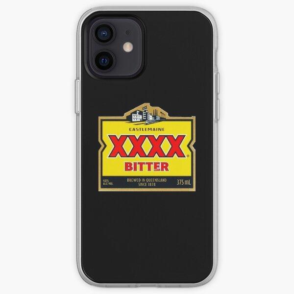 XXXX Bitter iPhone Soft Case