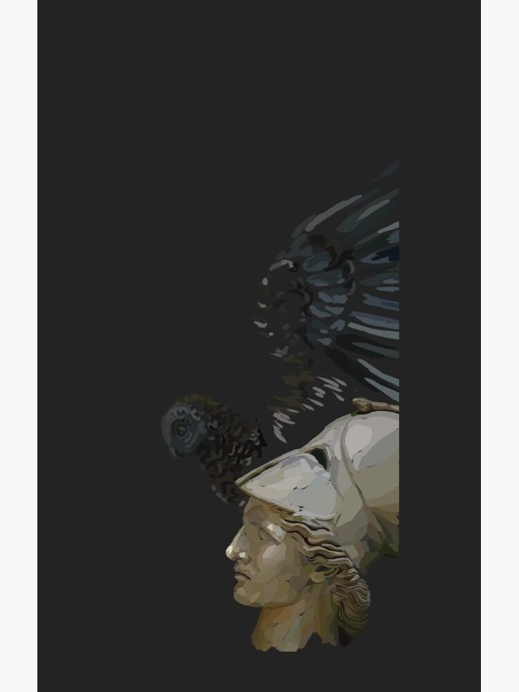 Goddess of Wisdom and War by PirateOfErebor