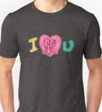 Eyelashes! Unisex T-Shirt