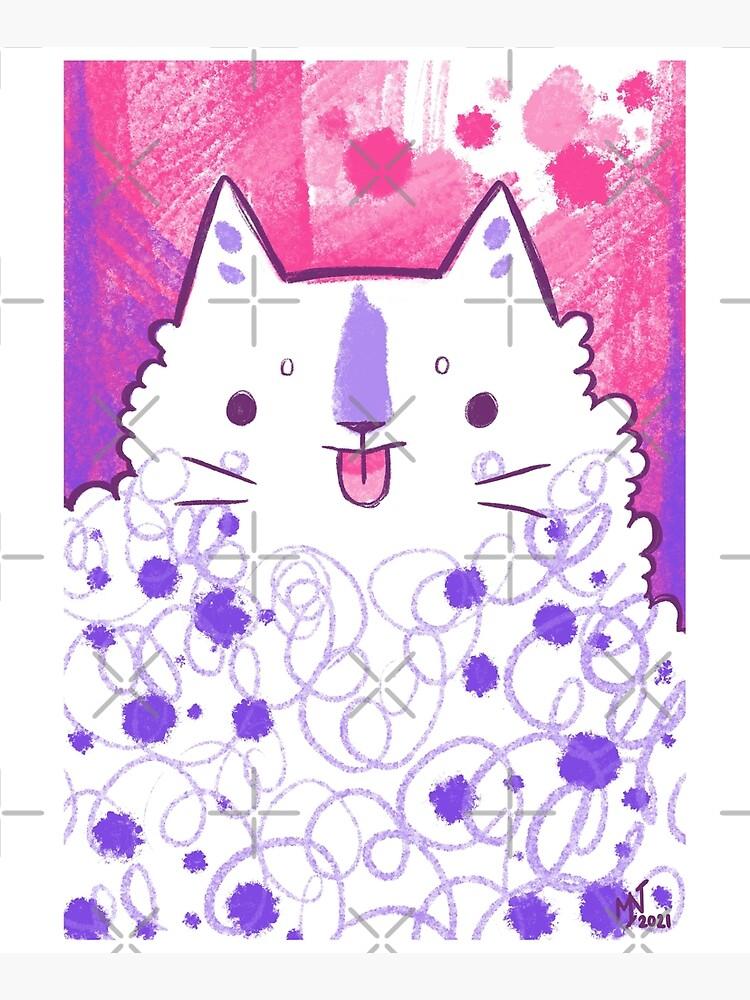 Blep Expressive Kitty  by kattvalk