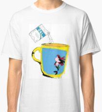 Camiseta clásica Marmaid y Oki