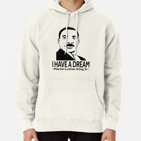 quotes by martin luther king jr Pullover Hoodie