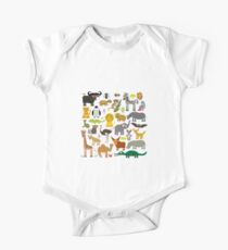 Animals Kids Clothes