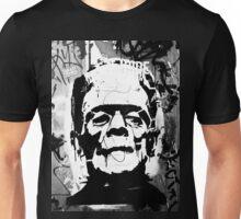 FRANKENSTEIN GRAFFITI Unisex T-Shirt