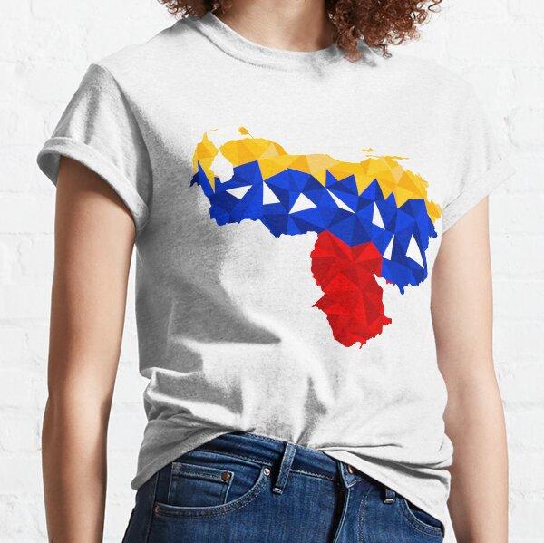 Venezuela Abstract Classic T-Shirt