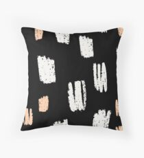 Seamless Abstraction 2 Throw Pillow