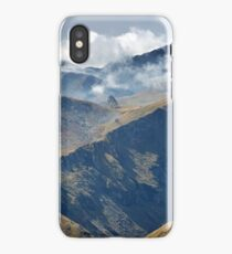 High mountains iPhone Case/Skin