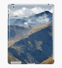 High mountains iPad Case/Skin