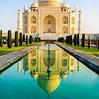 Reflection Of Taj Mahal by Neha  Gupta