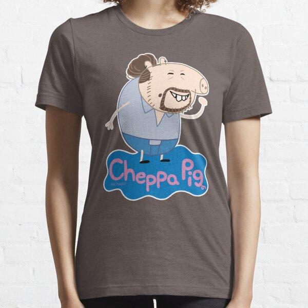 Cheppa Pig Essential T-Shirt