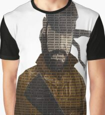 Snaaaaake - Polygonal Graphic T-Shirt