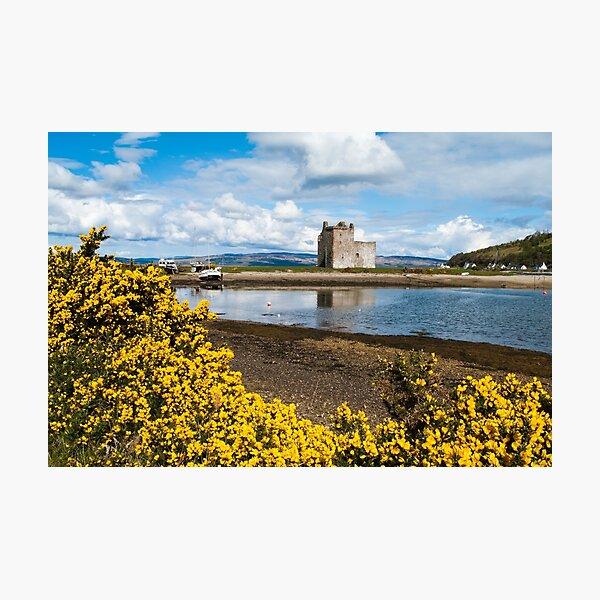 Lochranza Castle - The Isle of Arran Photographic Print