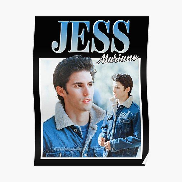 Jess T-Shirt Poster
