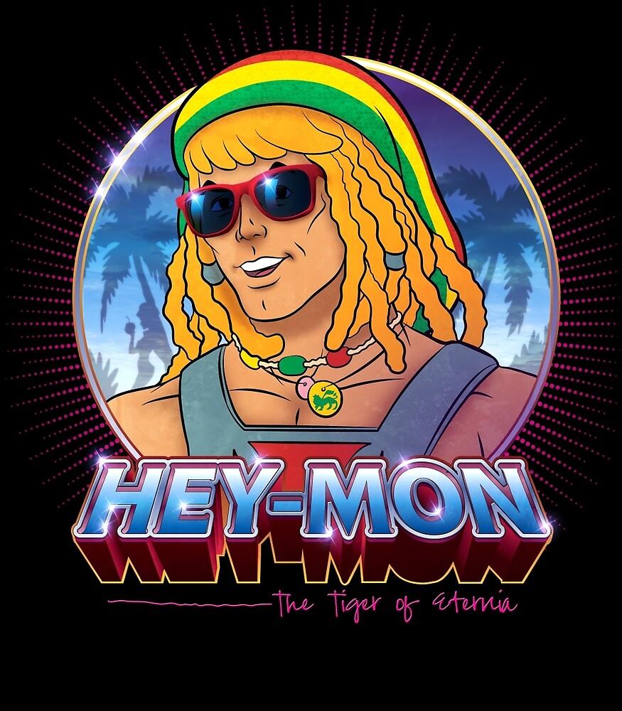 Hey-Mon by Rocky Davies