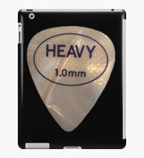 Rock & Roll Guitar Pick - Heavy iPad Case/Skin