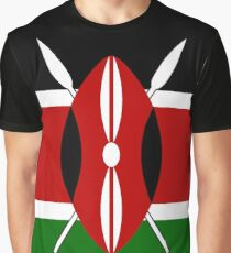 Kenya Graphic T-Shirt