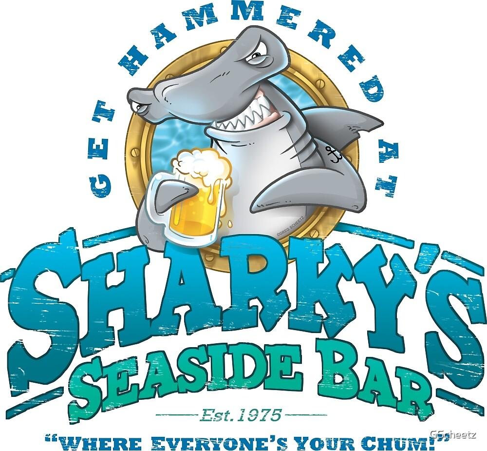 Sharky's Seaside Bar by GScheetz
