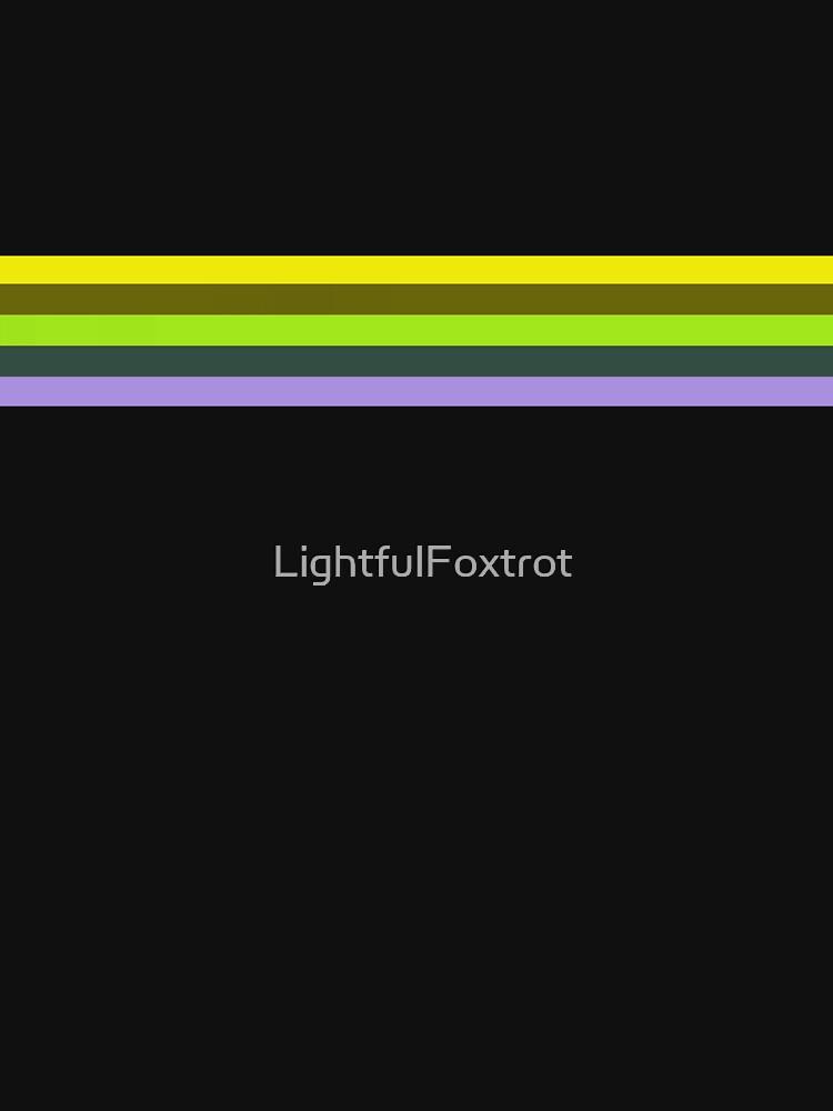 Adrien Shirt Pattern by LightfulFoxtrot