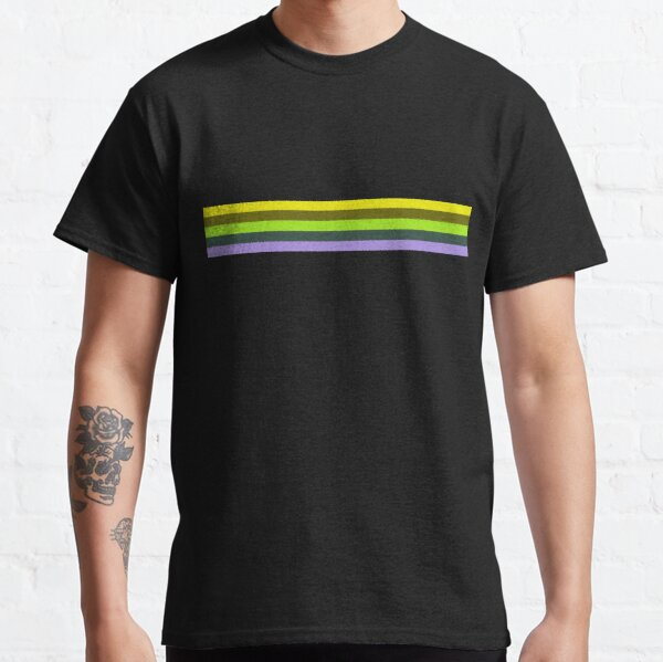 Adrien Shirt Pattern Classic T-Shirt