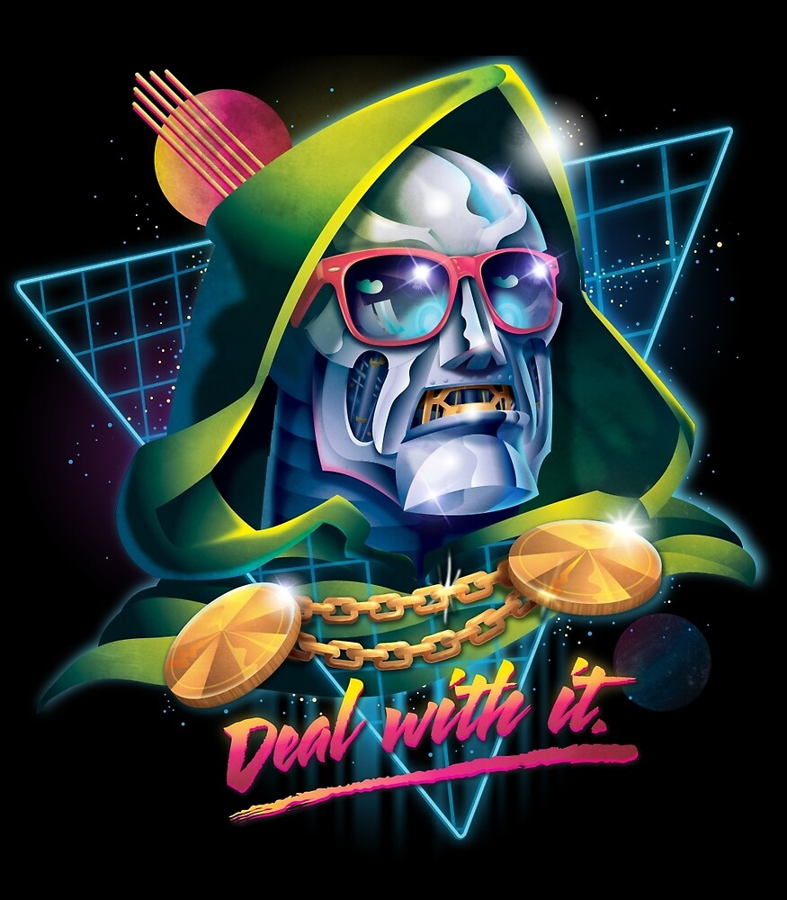 Deal With It by Rocky Davies