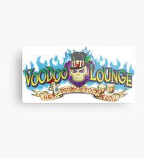 Voodoo Lounge: Hex, Drums and Rock N' Roll Metal Print