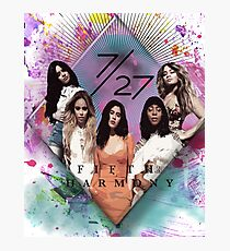 Fifth Harmony 7/27  Photographic Print