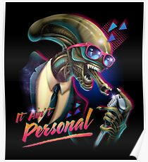 It Ain't Personal Poster