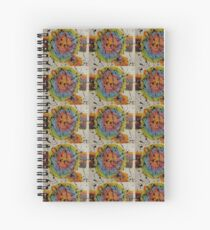 Great Colours Spiral Notebook