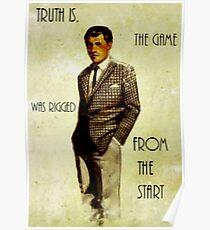 New Vegas Benny - Das Spiel wurde von Anfang an manipuliert Poster