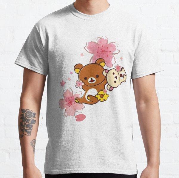 Rilakkuma Sakura 3 Classic T-Shirt
