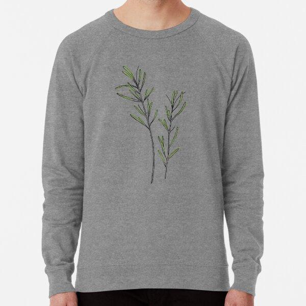 Rosemary, Alecrim Lightweight Sweatshirt
