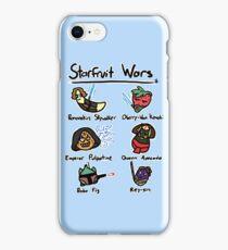 Starfruit Wars iPhone Case/Skin